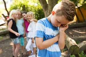 Mobbing in der Schule (Hänseleien)