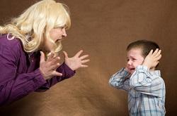 Wut und Geschrei